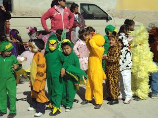diana gh desfile: