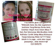 aurawhite gluta collagen