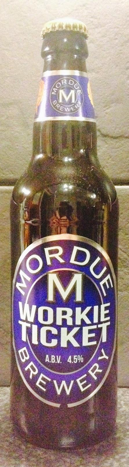 Workie Ticket (Mordue)
