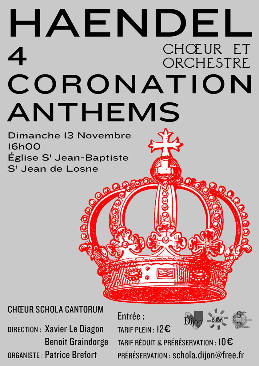 Concert du 13 novembre 2016