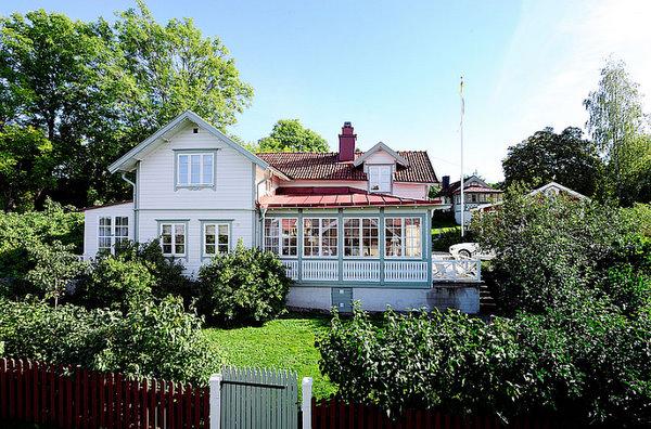 Hej tjorven binnenkijken in een zweeds huis - Scherm huis ...