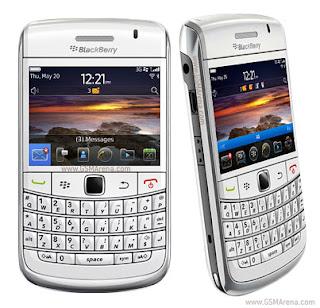Blackberry Bold 9780 onyx