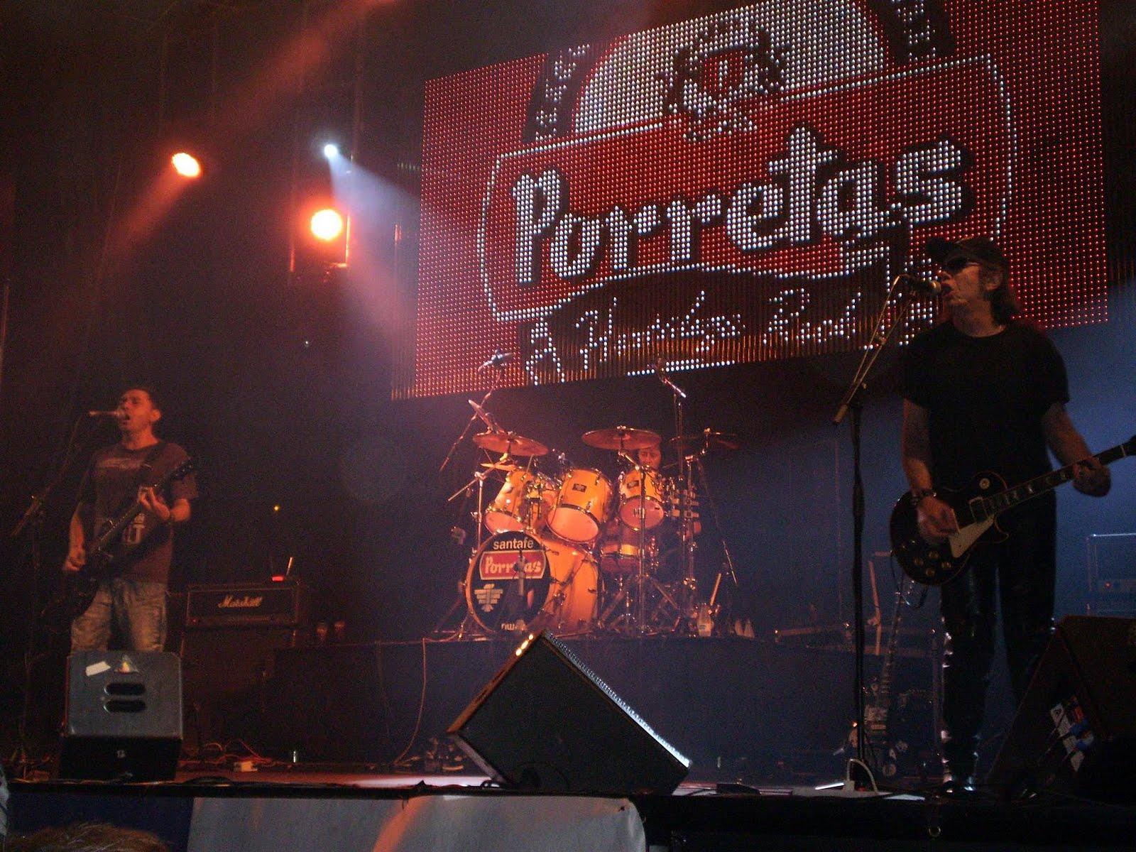 Rivas, Rock, 2014, Porretas