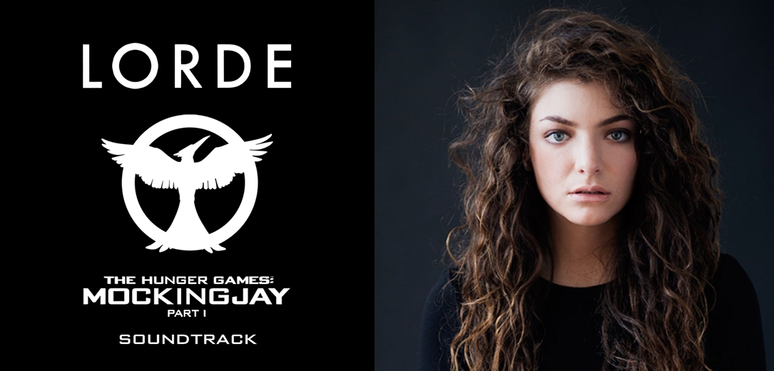 Lorde The Hunger Games: Mockingjay Part 1 Soundtrack Album