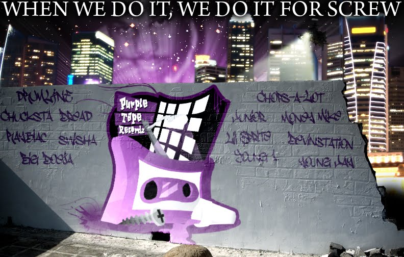 Purple Tape Recordz