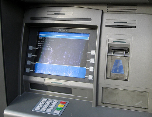 Man Robbed, Attacked at Elk Grove ATM
