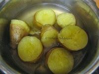 3 Sakkaravalli Kizhangu Fry | Sweet Potato Fry