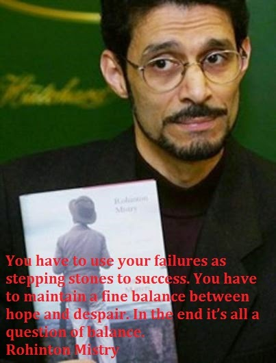 rohinton mistry quotes