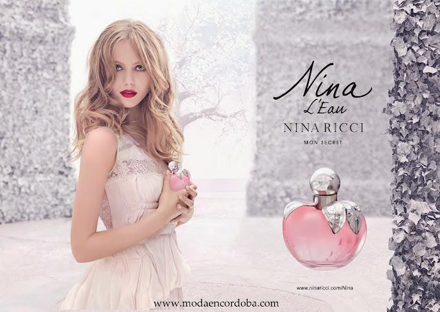 Nina L'Eau de Nina Ricci