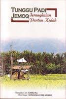 Pantun Kedah, Tunggu Padi Jemoq Serangkaian Pantun Kedah