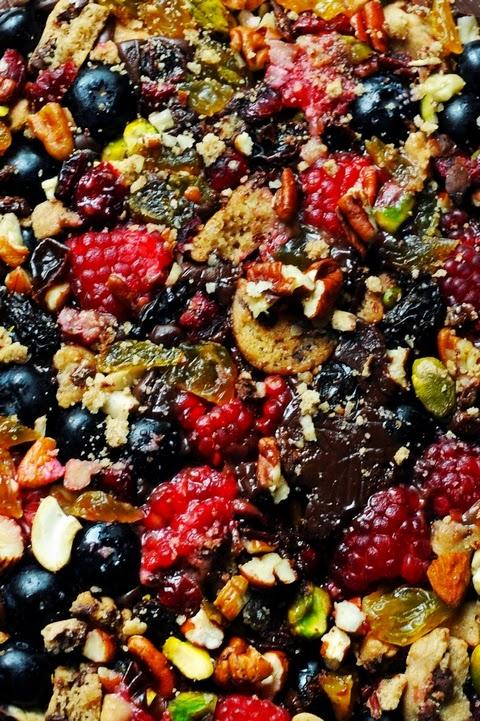 Dernier plaisir à Londres avant de rejoindre Barcelone ! Crazy fruity crunchy fudge in London ! CM#30 Tome 3 !