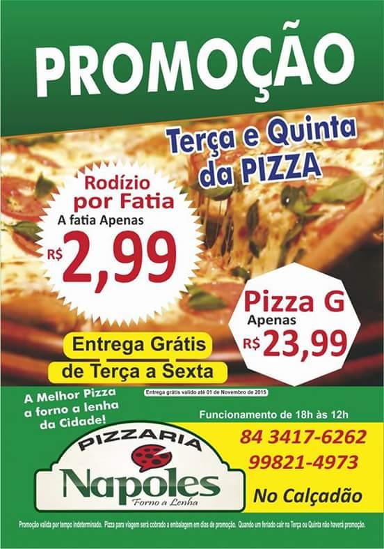 Pizzaria Nápoles - 34176262