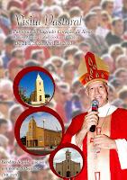 Imágens da Abertura da I Visita Pastoral na Paróquia de Almino Afonso
