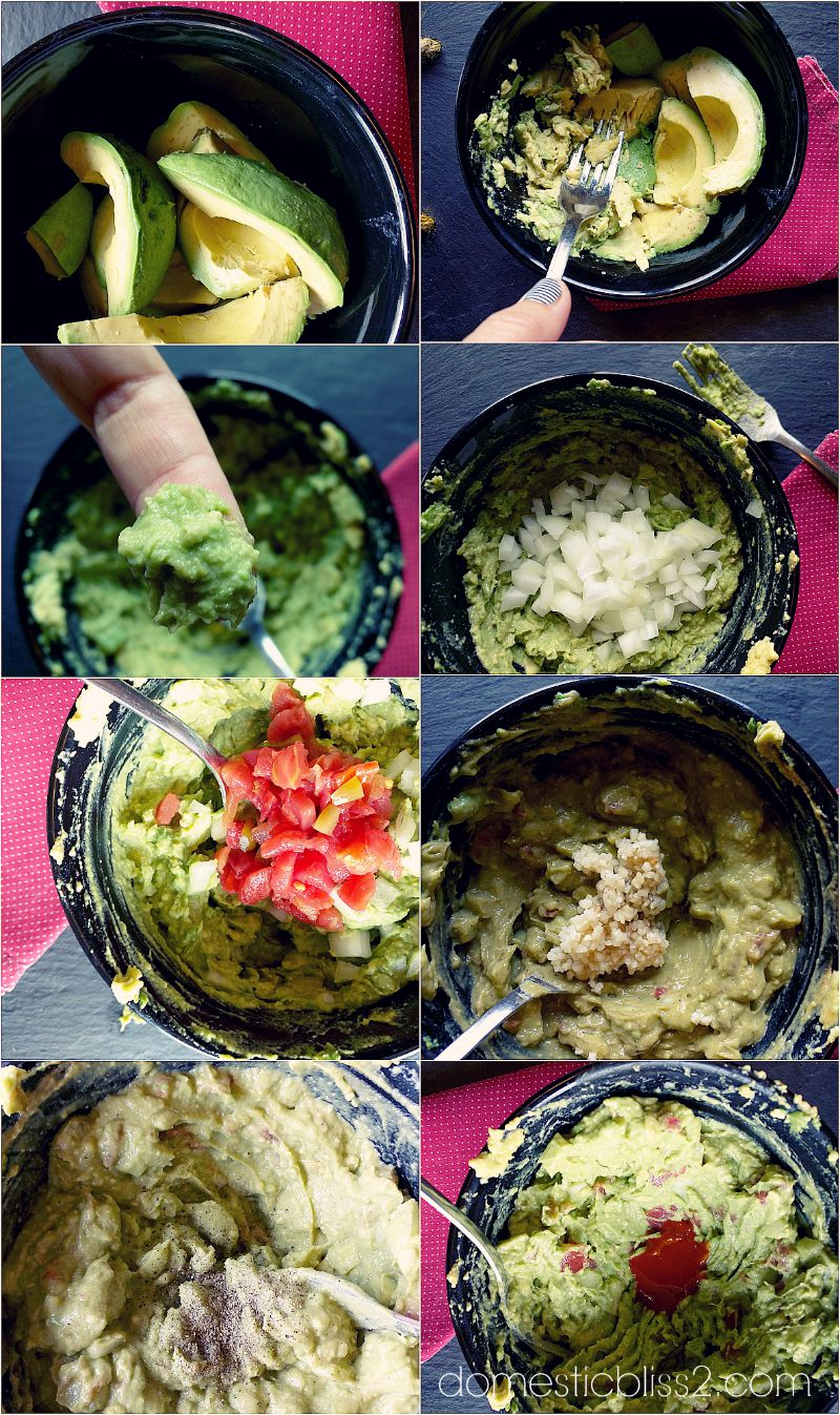 The best (dairy-free & healthy) guacamole recipe