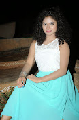 Vishnu Priya at Pyarme Padipoyane audio launch-thumbnail-7
