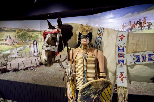 Vida Cotidiana, Akta Lakota Museum por El Guisante Verde Project