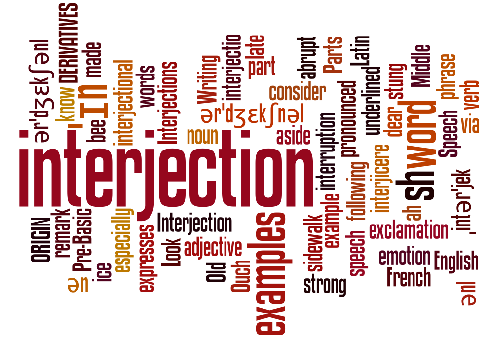 You Know Interjections Parts Of Speech Discover The How Tos Of