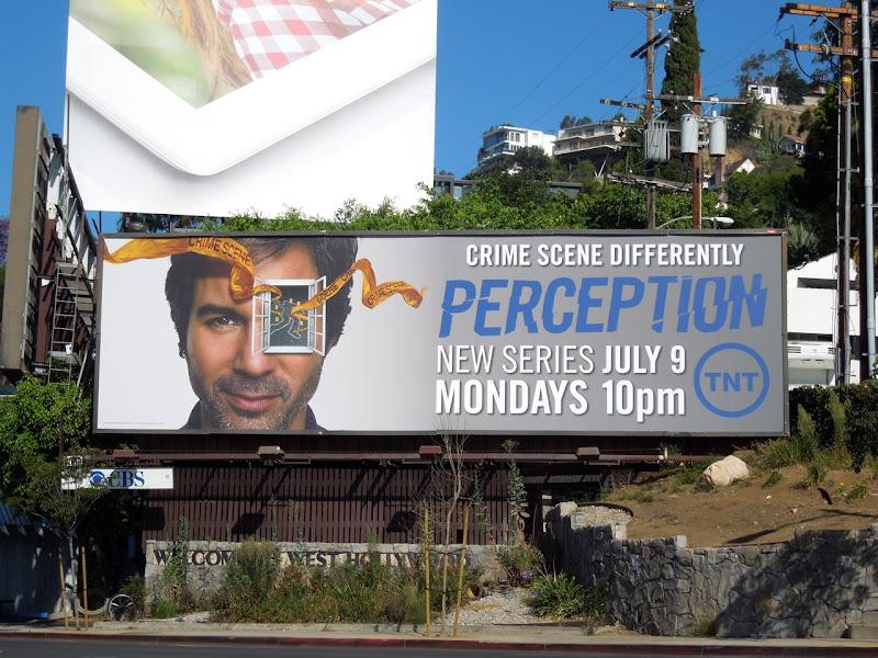 Eric McCormack Perception billboard