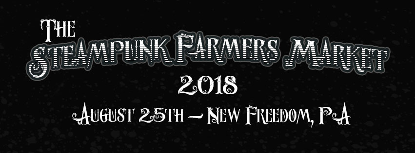 The Steampunk Farmers Market