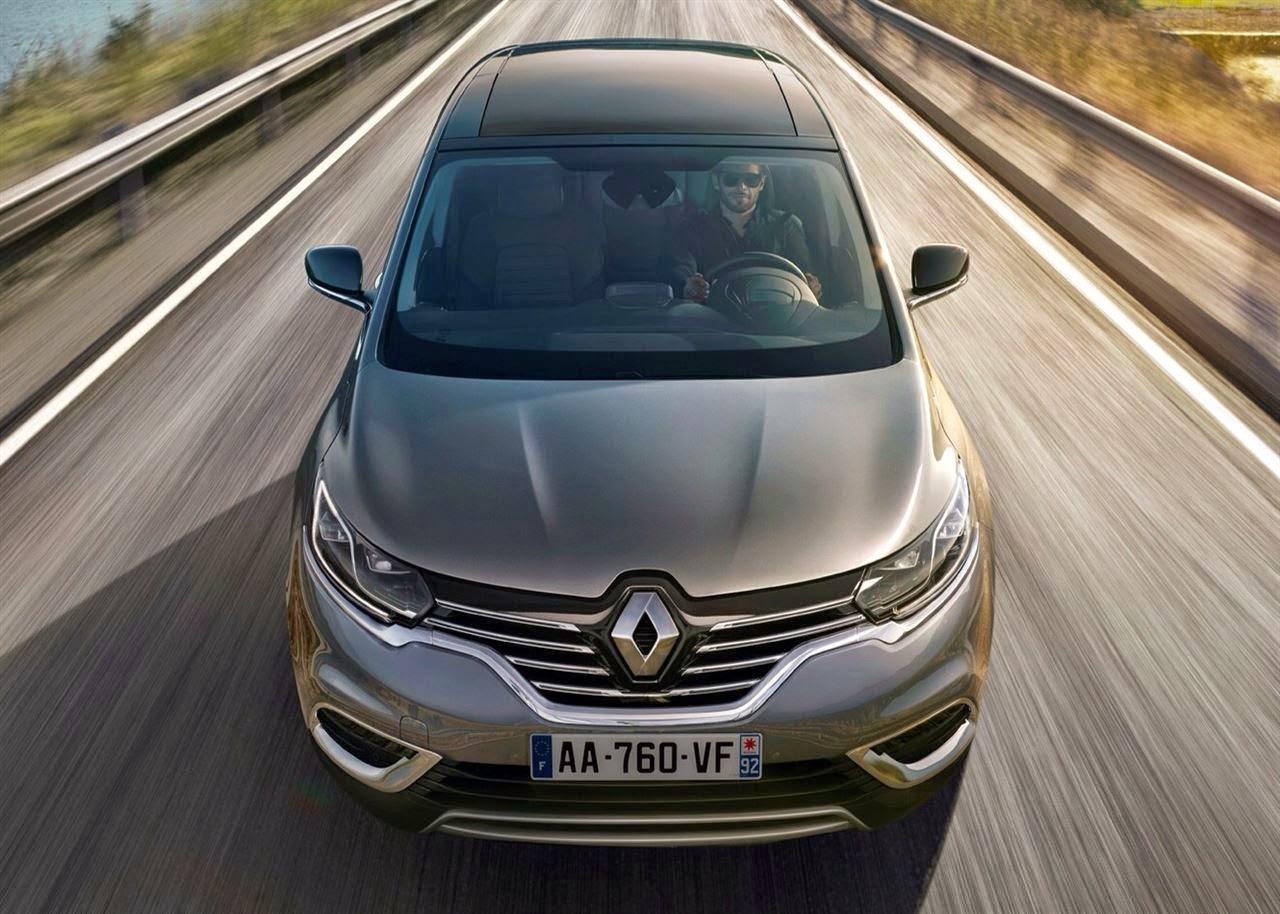 Autos Renault 2014
