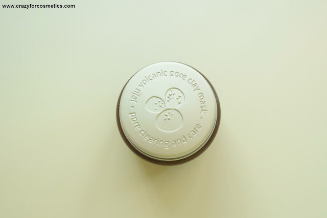 Innisfree pore cleansing volcanic mask