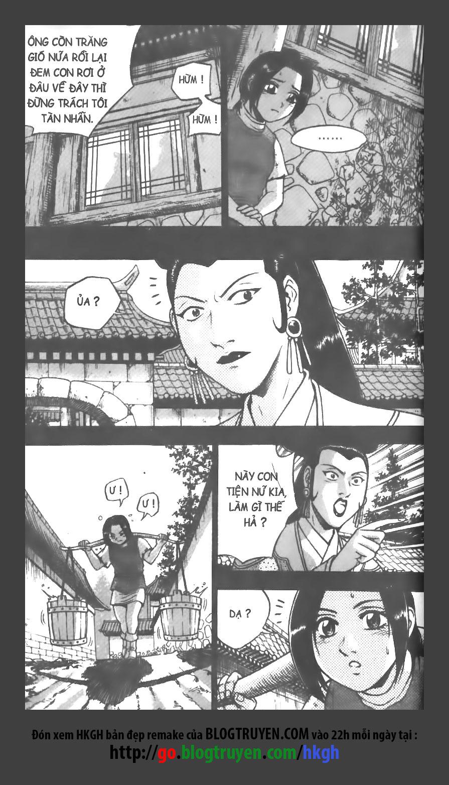 Hiệp Khách Giang Hồ chap 279 Trang 23 - Mangak.info