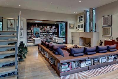 Furniture Unik Untuk Menyimpan Buku