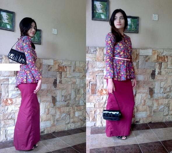 Uniform Pergi Kenduri by Asylla