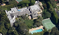 Madonna's Beverly Hills Estate