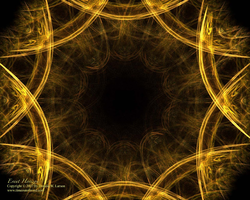 event horizon fractal