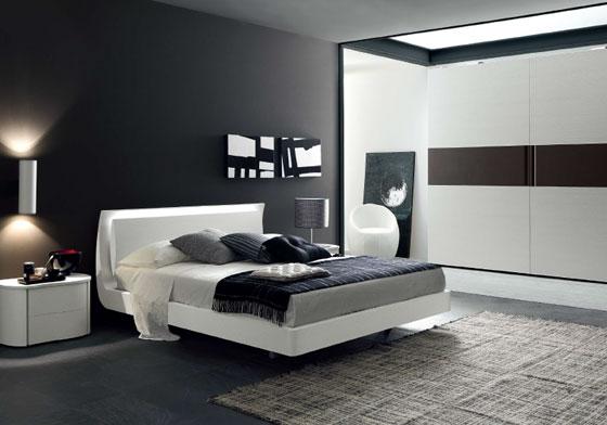 Habitaciones con estilo decorar dormitorios matrimoniales for Estilo moderno interiores