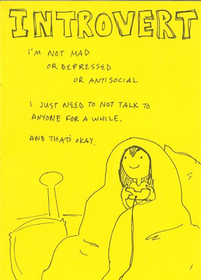 Saya Seorang Introvert, Pemalu, Minder, Bakal Susah Cari Kerja??