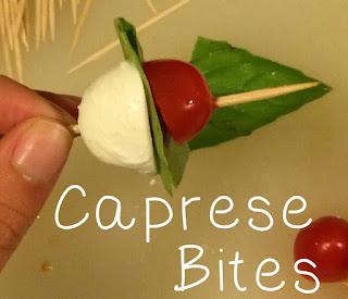 caprese bites recipe