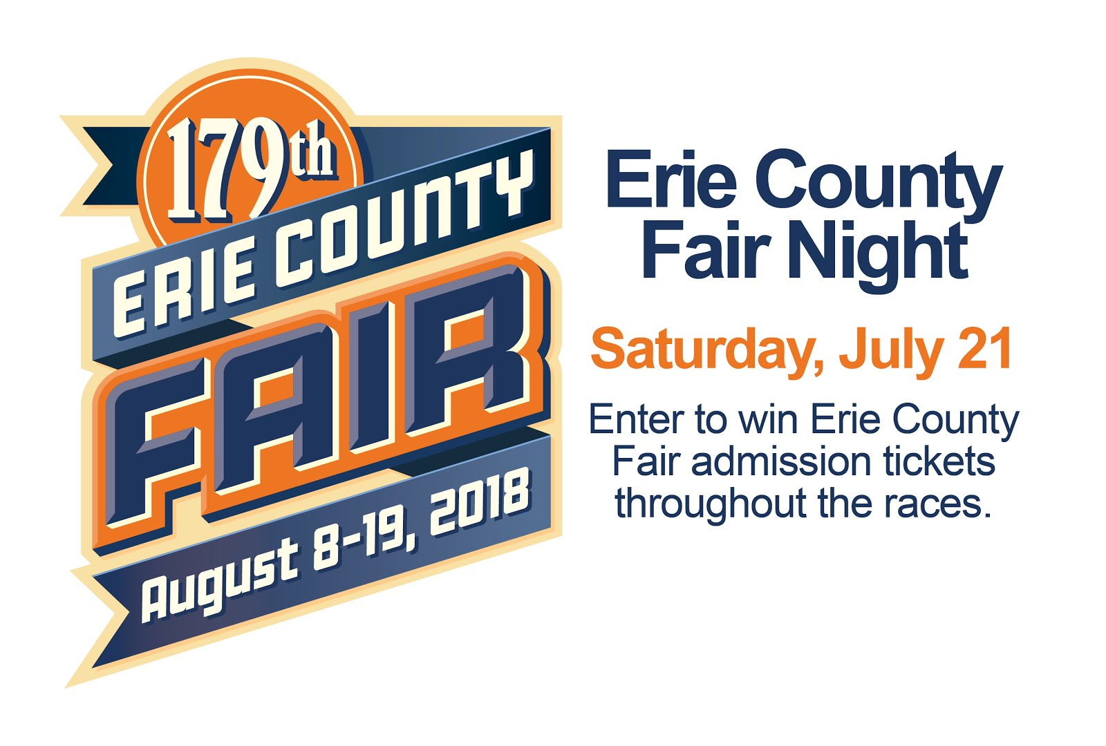 Erie County Fair Night