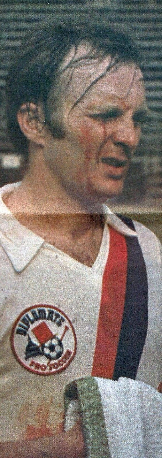 Alan Spavin 1974