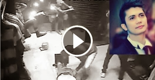 Vhong Navarro Accident Fort condo CCTV Footage