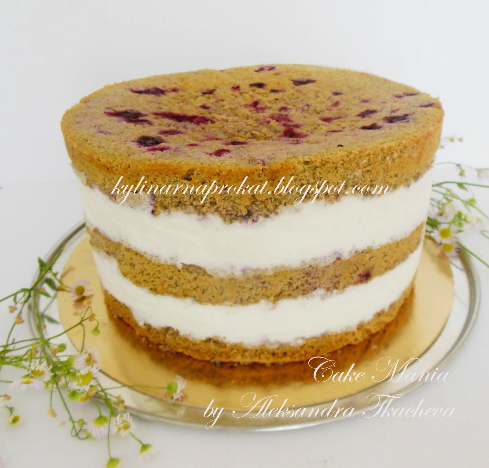 Простой пышный бисквит для торта рецепт