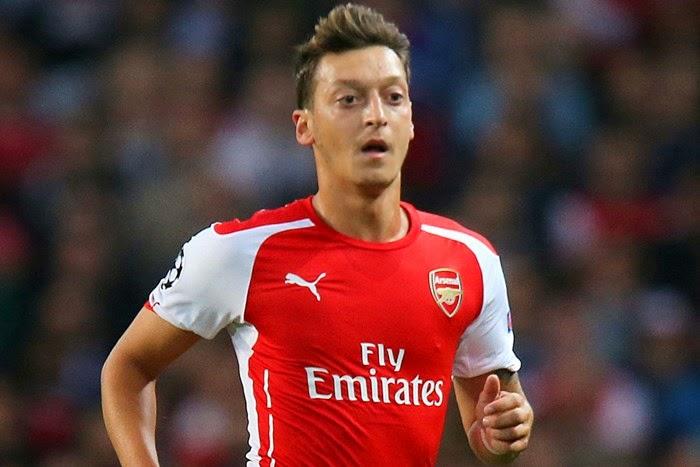 Blues eye Arsenal ace Ozil
