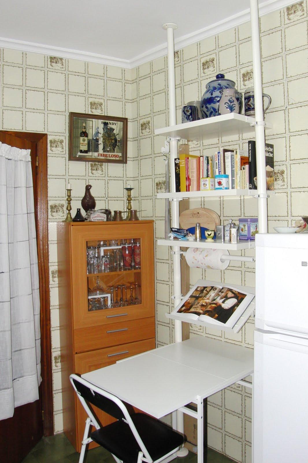 susannes sammelsurium neue k che. Black Bedroom Furniture Sets. Home Design Ideas