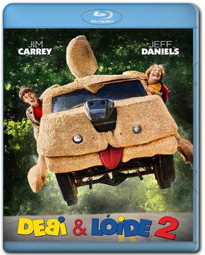 Download Debi e Lóide 2 720p + 1080p Bluray BRRip + AVI BDRip Dual Áudio Torrent