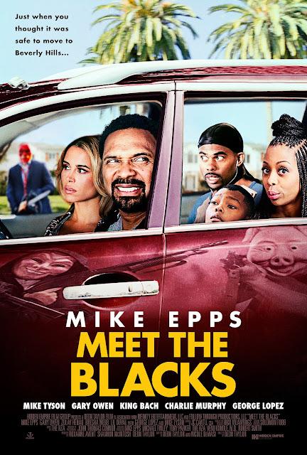 Meet the Blacks (2016) ταινιες online seires xrysoi greek subs