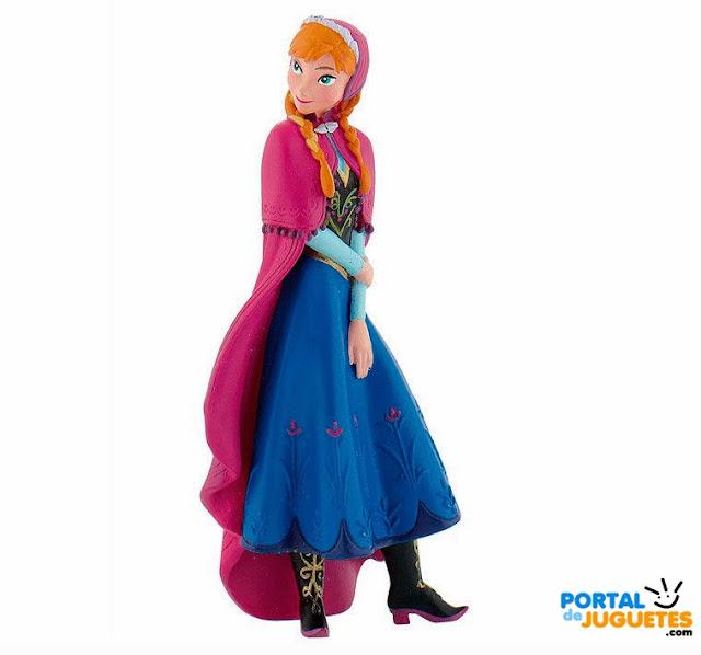 figura anna frozen bullyland 12960