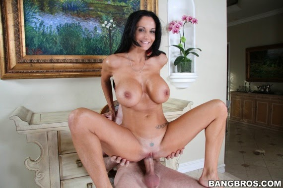 Ava Addams Uses and Abuses James Deen's Dick!
