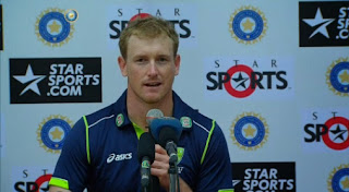 George-Bailey-interview-Star-Sports-ODI-Idia-vs-australia-2013