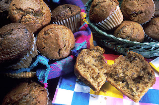 Salah satu Resep Makanan Ringan yaitu Kue Muffin