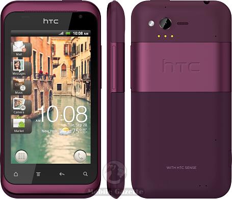Spesifikasi Harga HTC Rhyme Review