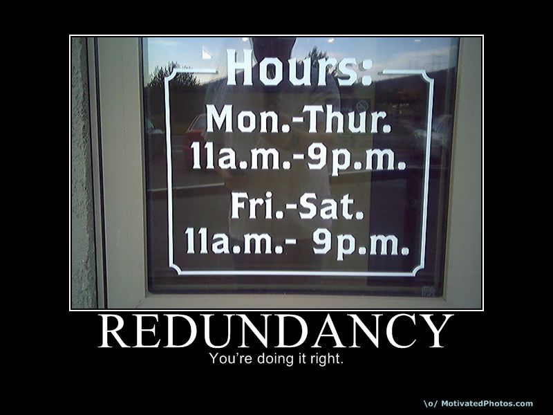 how to communicate effectively about redundancy Effective redundancy discussions  absorb information from sources other than verbal communication,  how to tell family/partner about the redundancy.