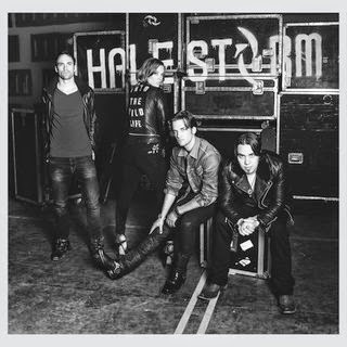 HALESTORM - I Like It Heavy Lyrics