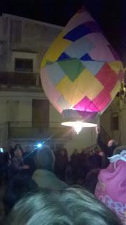 Palloni di Santa Lucia