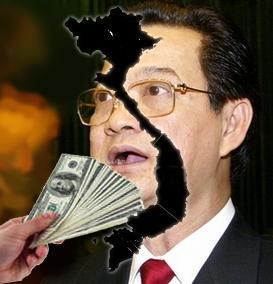 """ề việc cả nước đều bị """"Tập đoàn Nguyễn Tấn"""
